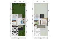 Rumah 2 Lantai H City Sawangan DP Murah Langsung Akad