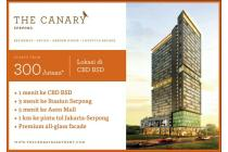 The Canary Apartement at CBD BSD