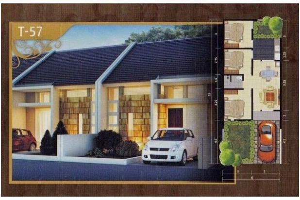 Rp603jt Rumah Dijual