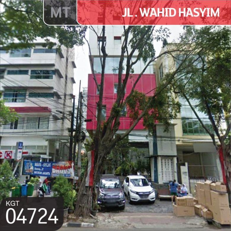 Ruko Jl. Wahid Hasyim, Jakarta Pusat
