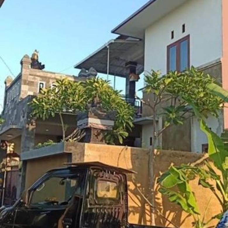 Rumah Lokasi Di Jln.Danau Tempe Sanur. Bali Dkt Ke Pantai