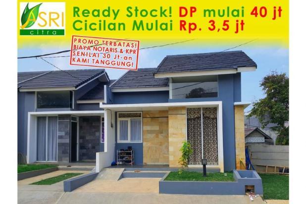 Sisa 1 unit! Rumah Hoek Dp Ringan Cluster Asri Citra, Citra Raya Tangerang 7499652