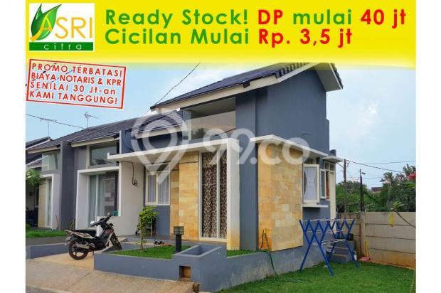 Sisa 1 unit! Rumah Hoek Dp Ringan Cluster Asri Citra, Citra Raya Tangerang 7499654