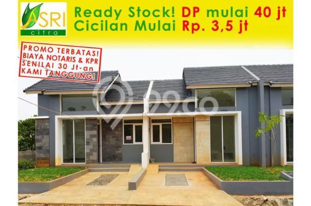 Sisa 1 unit! Rumah Hoek Dp Ringan Cluster Asri Citra, Citra Raya Tangerang 7499664