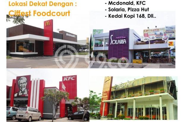 Sisa 1 unit! Rumah Hoek Dp Ringan Cluster Asri Citra, Citra Raya Tangerang 9156913