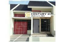 Dijual rumah baru murah di Segara City Cluster Celtic Bekasi