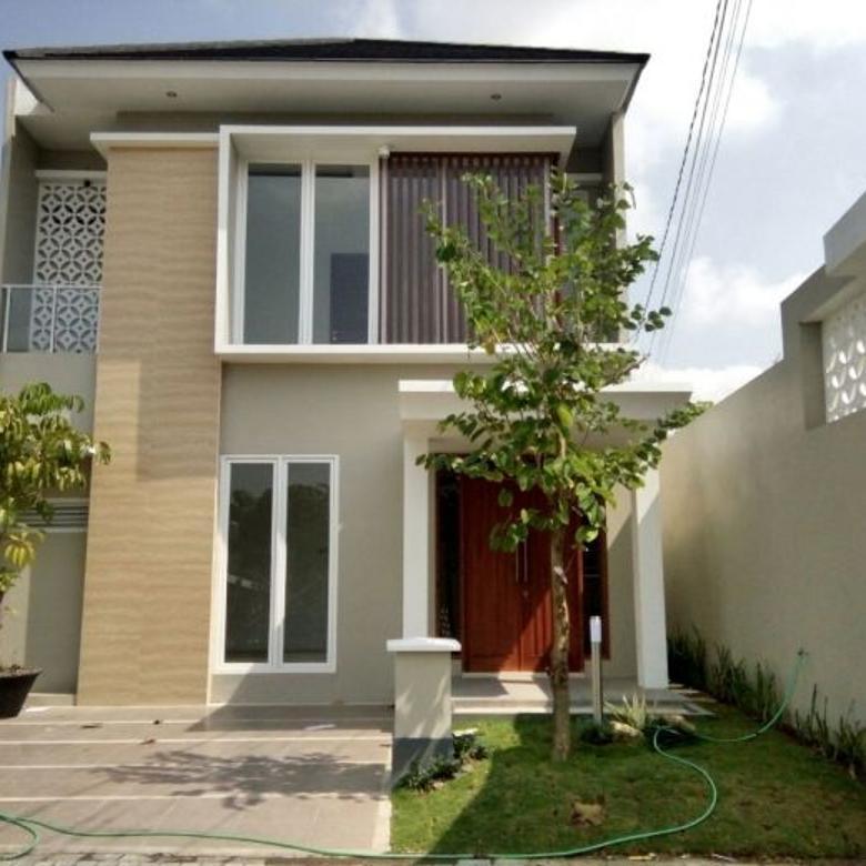 Rumah Mewah di Perumahan dekat Pusat Kota Jogja, Keamanan 24 Jam,Harga Nego