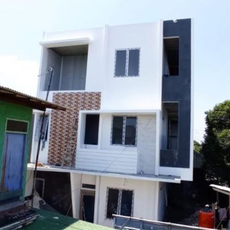 Rumah Indent 3 lantai mewah Cipinang Kebembem rawamangun