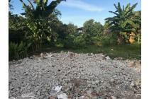 Tanah di Pinggir Jalan Raya Bekasi, Jawa Barat
