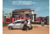 Dijual Rumah Keren Bukit Adzaki Residence di Bengkulu
