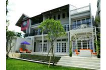 villa modern minimalis nusa dua, dekat tol bali mandara, pandawa, dreamland