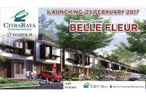 Dijual Premium Cluster New BELLE FLEUR @ Mega Cluster ECOPOLIS, Citra Raya