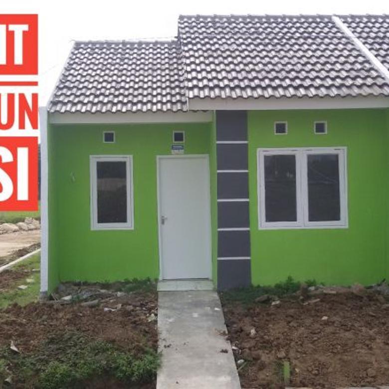 Promo Rumah Subsidi dp 8 juta bisa dicicil 3X dalam 3 Bulan
