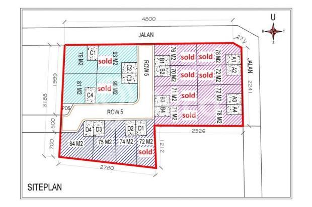 Rumah Ready Stock, 450 Jt-an, IMB Lengkap: 12 X Cicilan 16359566