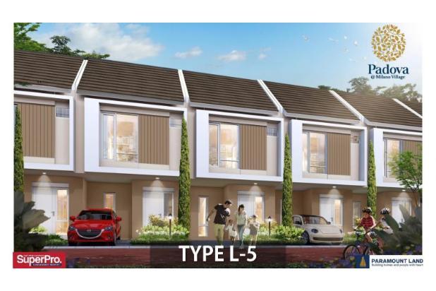 Rp792jt Rumah Dijual
