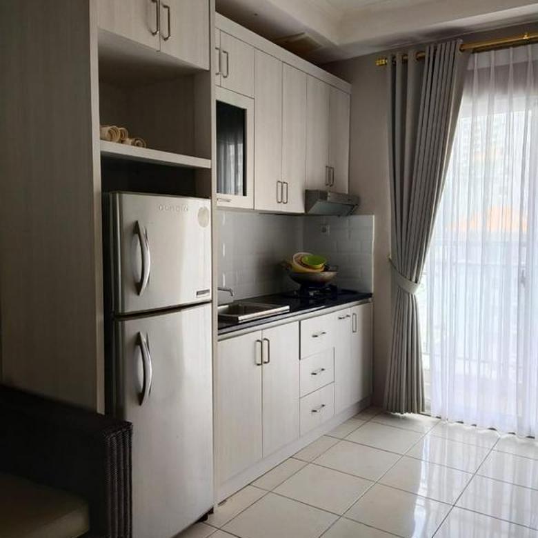 Apartemen Mediternia Garden 2 - Tower Kenanga Furnished Lantai Tinggi