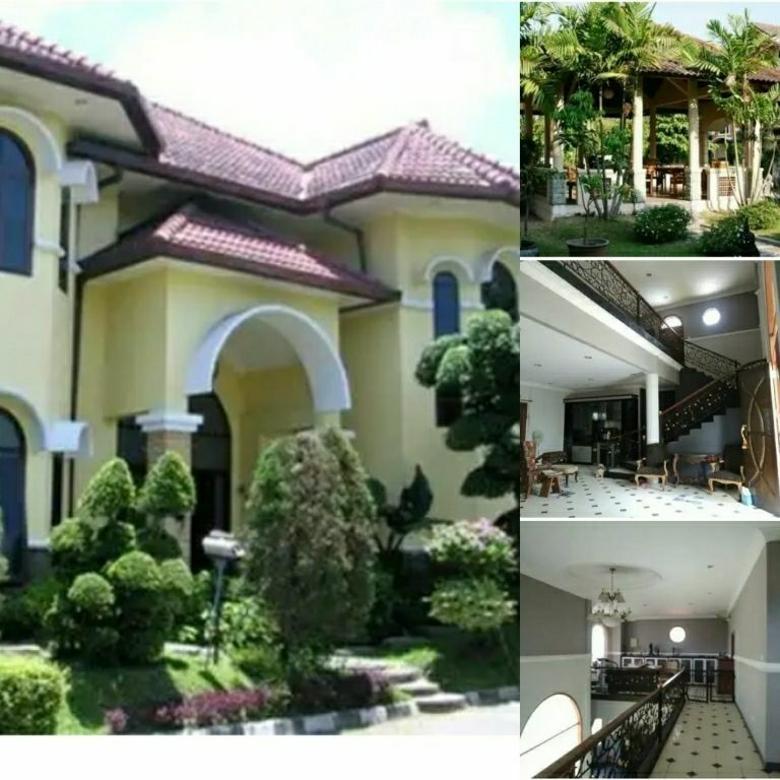 Dijual Rumah mewah di Yogyakarta