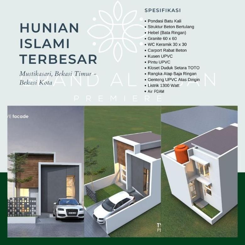 Cluster Syariah Terbesar di Kota Bekasi