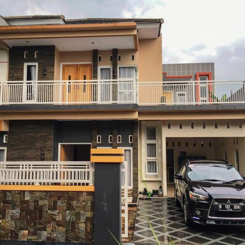 Rumah Sewa Bagus di Munjul, Cocok untuk Milenial