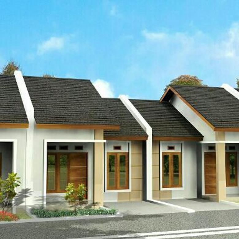 Dijual Rumah Baru di Permata Buah Batu Deket Telkom Universitas