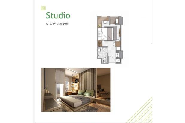 Rp300jt Apartemen Dijual