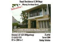 Di Jual Rumah Royal Residence Surabaya Barat