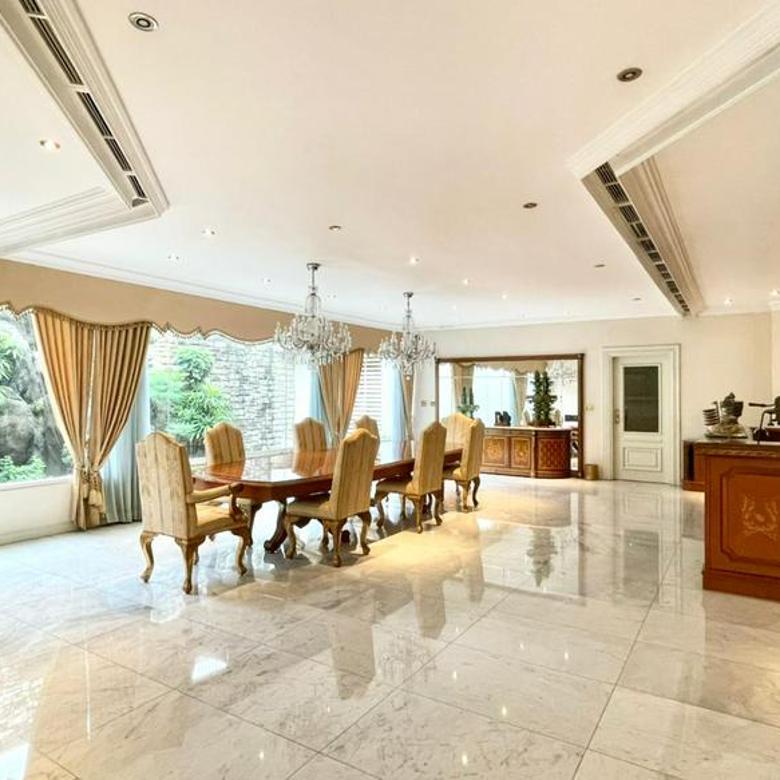 Rumah Di Kebayoran Baru Widya Chandra Jakarta Selatan