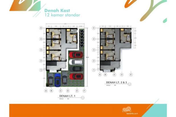 Rp2mily Gedung Bertingkat Dijual