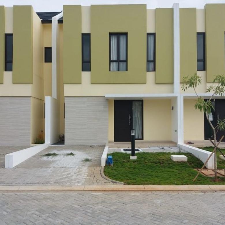 RS0129RC19, Sewa Casa Jardin, Brand new, Siap Huni, Cluster am