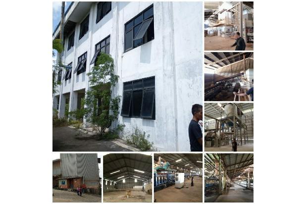Rp95mily Pabrik Dijual