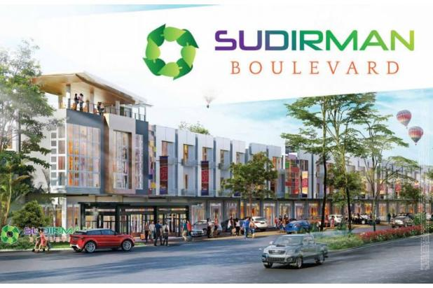 Ruko strategis SUDIRMAN BOULEVARD Jababeka Residence Cikarang 12900165