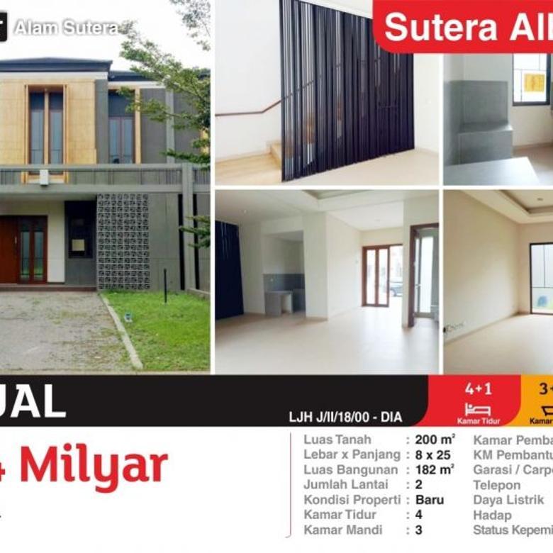 Rumah di Cluster Alba