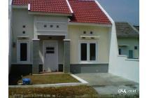 rumah bau bangunan baru siap huni lokasi di perum graha permata residence