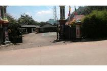 Rumah Citayem Luas 14rb mtr ada Pemancingan,Balai pertemuan,dll