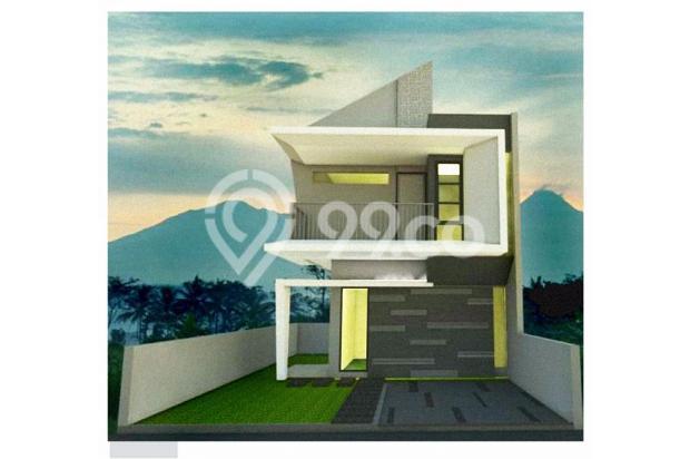 Rumah Murah di Bandung, dengan Suasana Pegunungan dan View Kota Bandung 13892635