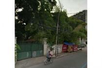 Dijual Rumah Lama Strategis di Kemanggisan Jakarta Barat