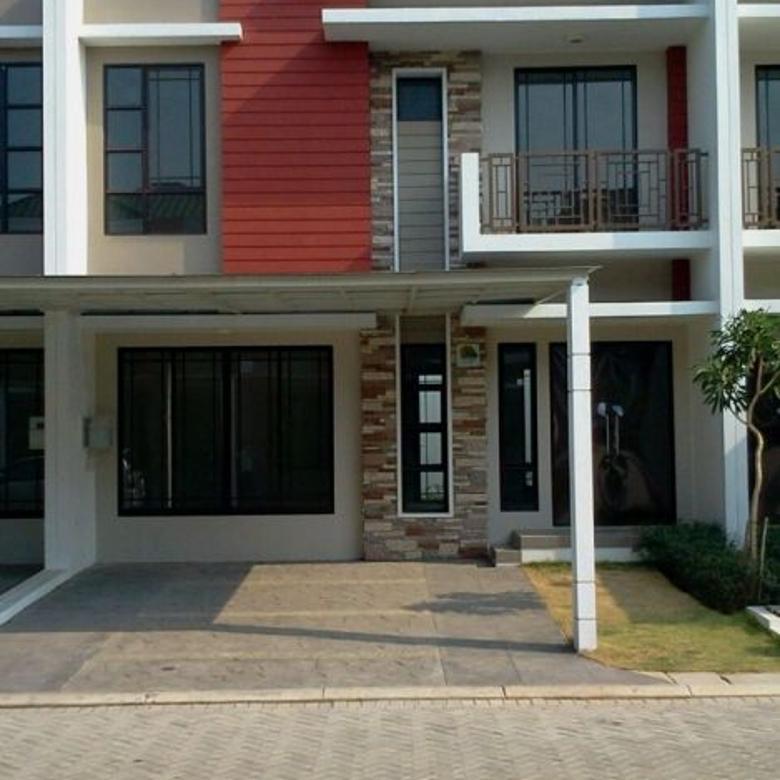 Rumah Baru Cluster Asia Green Lake City – Tangerang