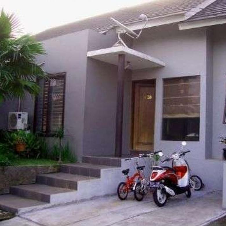 Dijual Rumah Minimalis Dalam Cluster di Pondok Labu OP742