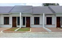 Rumah Cluster Murah  dijual di Jati kramat selangkah ke jalan raya