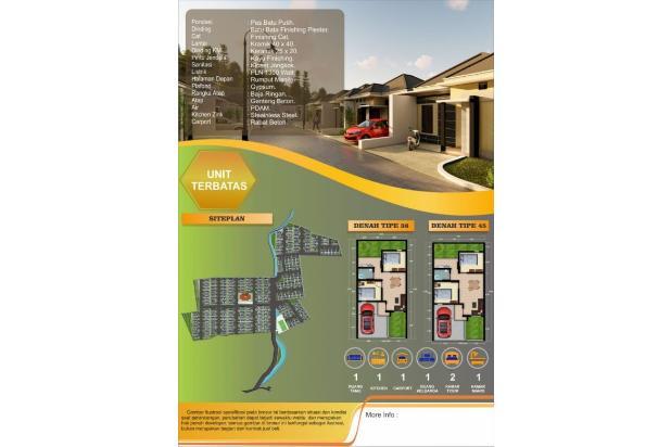 Rp207jt Rumah Dijual
