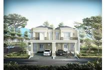 Dijual Rumah Modern Di Cluster Premium Podomoro Park , Bandung