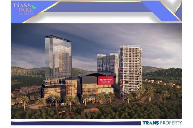 Dijual Apartemen Baru 1BR Murah Strategis di Trans Park Cibubur Depok