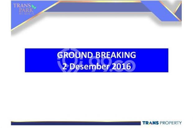 Dijual Apartemen Baru 1BR Murah Strategis di Trans Park Cibubur Depok 13024670