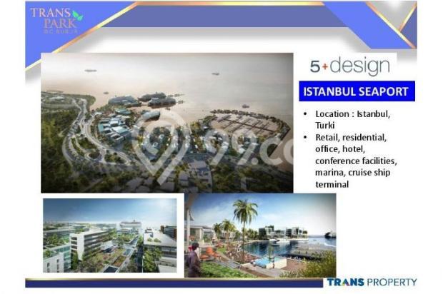 Dijual Apartemen Baru 1BR Murah Strategis di Trans Park Cibubur Depok 13024673