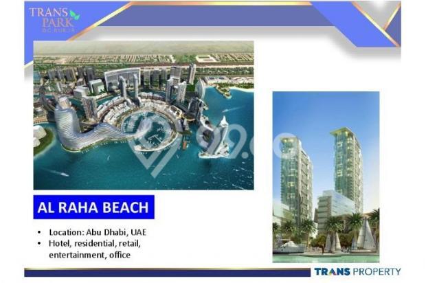 Dijual Apartemen Baru 1BR Murah Strategis di Trans Park Cibubur Depok 13024675