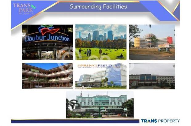 Dijual Apartemen Baru 1BR Murah Strategis di Trans Park Cibubur Depok 13024684