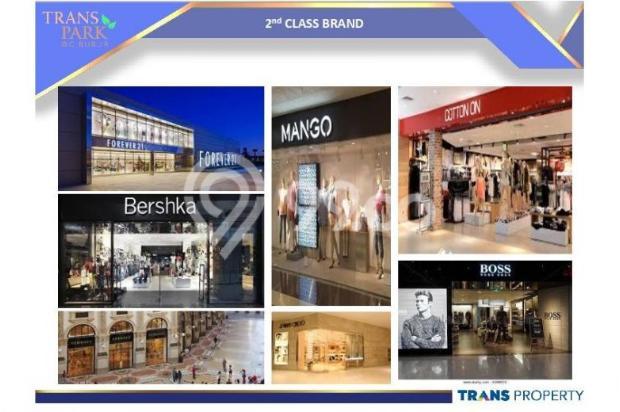 Dijual Apartemen Baru 1BR Murah Strategis di Trans Park Cibubur Depok 13024685