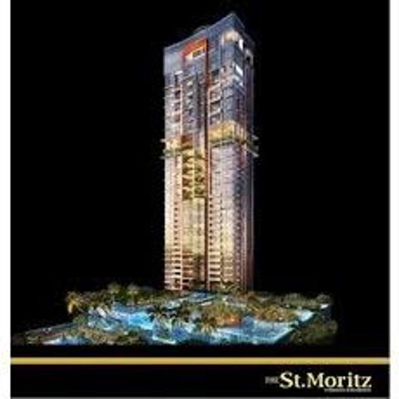 DiJual Apartemen ST.Moritz New Ambassador Suite, Puri Indah, Jakarta Barat,