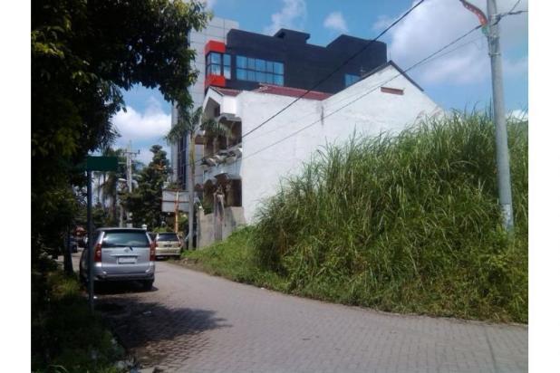 Tanah 4x25 Klampis Aji Surabaya, Dekat Manyar Kertajaya Ada IMB untuk RUKO 11160055