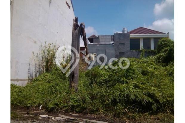 Tanah 4x25 Klampis Aji Surabaya, Dekat Manyar Kertajaya Ada IMB untuk RUKO 11160056